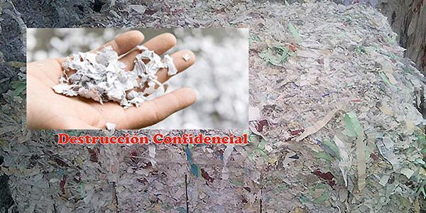 Arcediano Recuperaciones - Destrucción confidencial de archivos