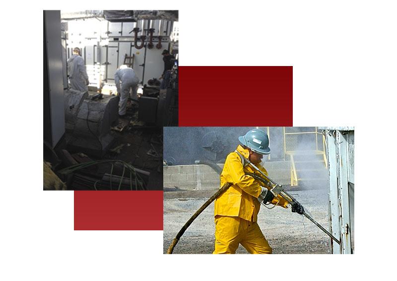 Limpiezas de naves industriales en Madrid