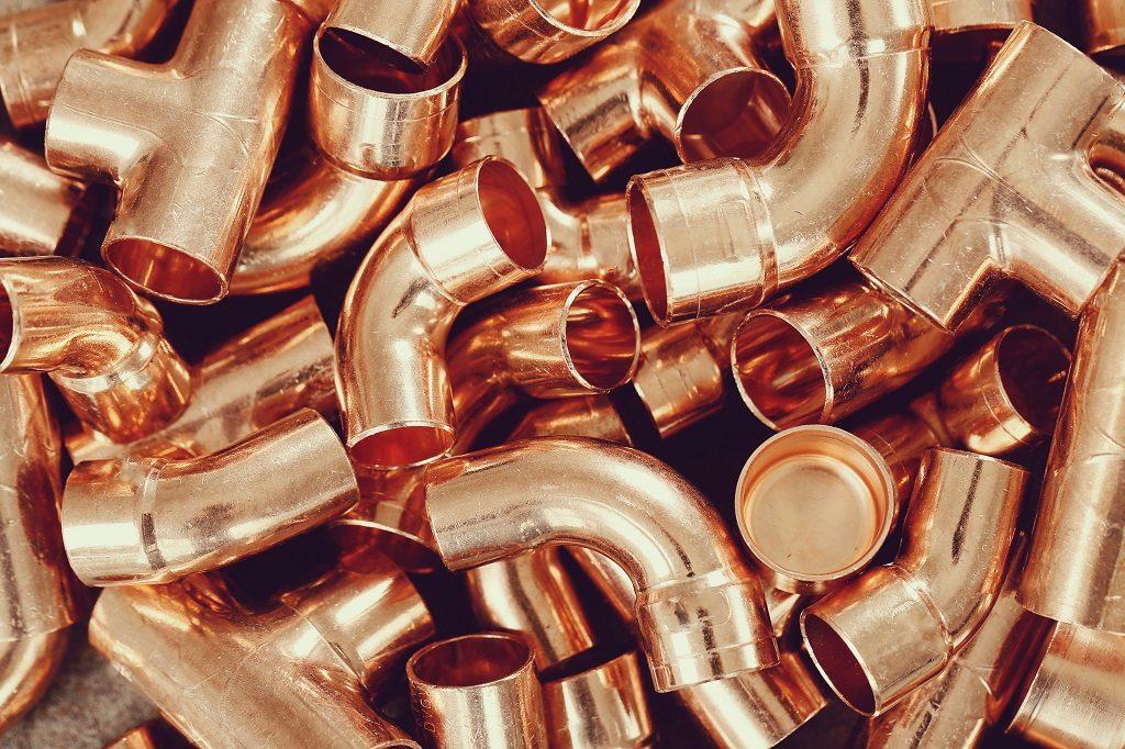 Precio del cobre en chatarreria