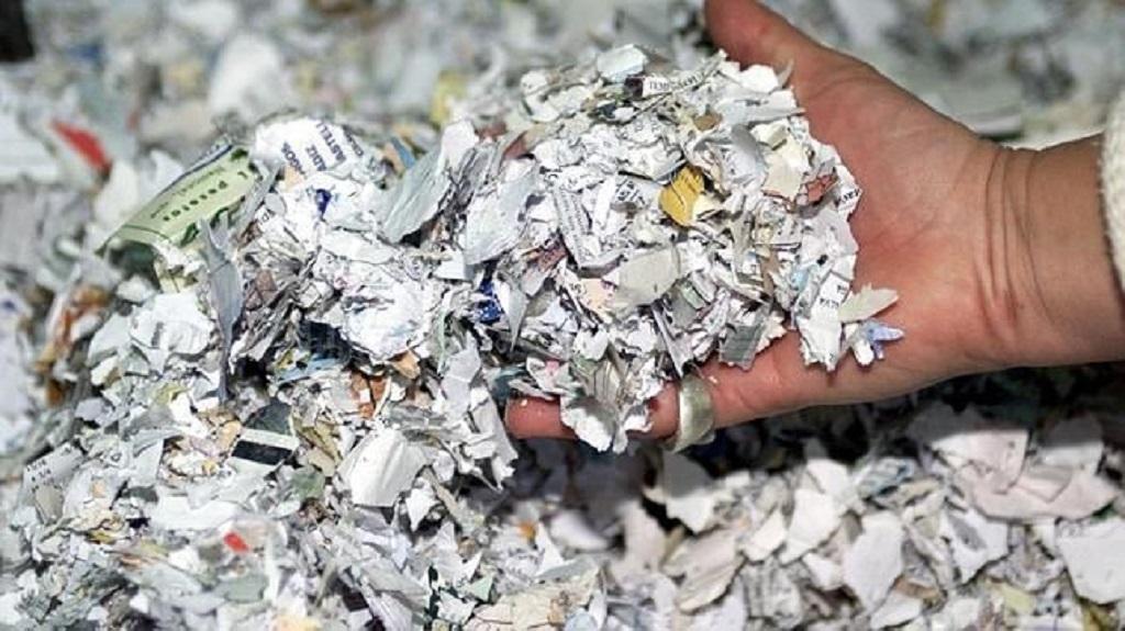 certificado de destrucción de documentos